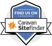 Find us on Caravan Sitefinder