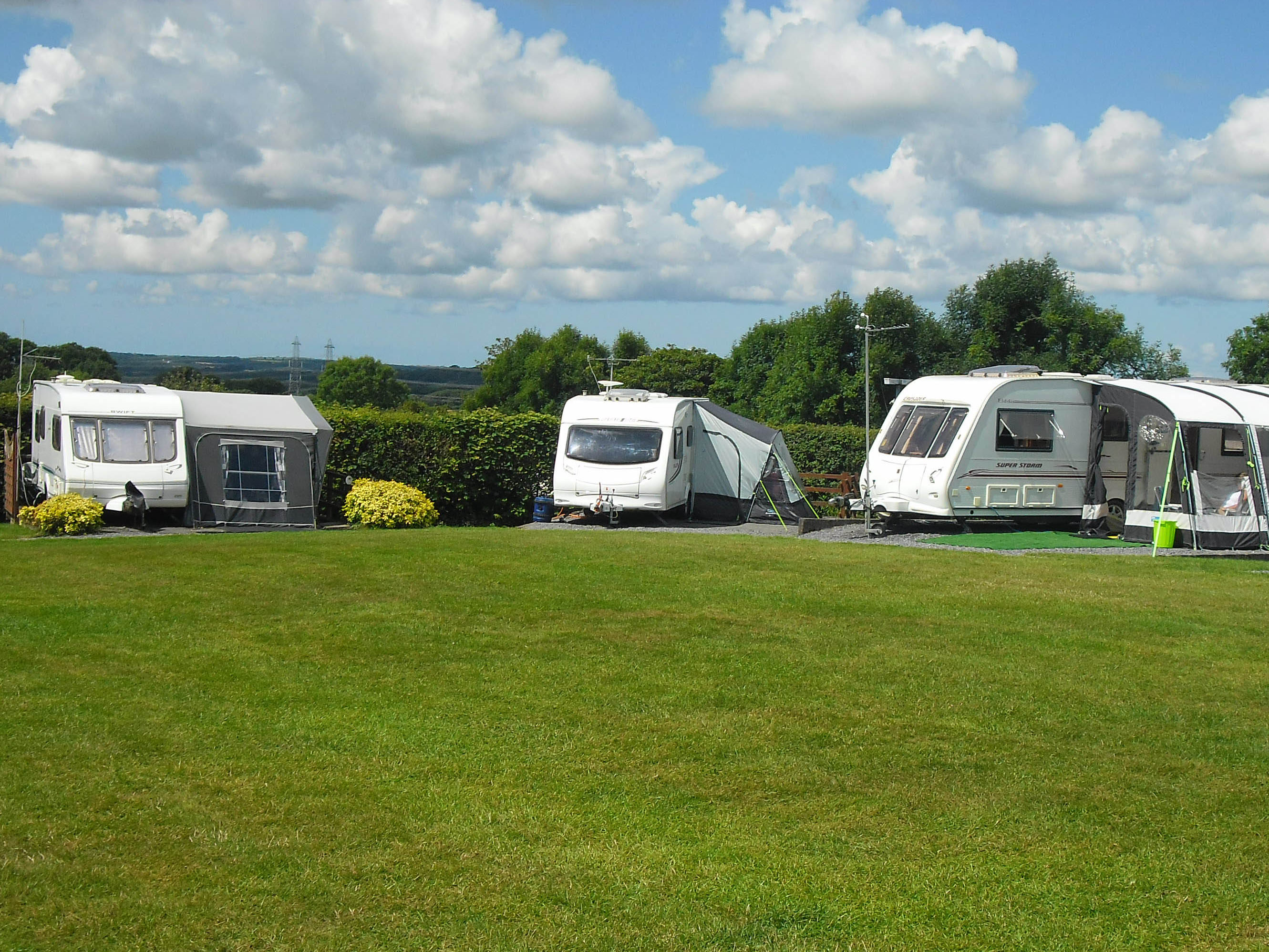 Stone Pitt Holiday Park on Caravan Sitefinder