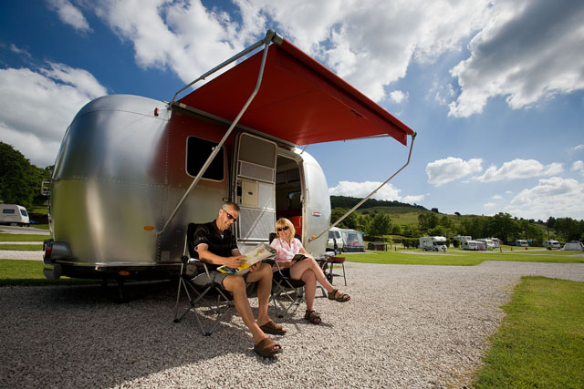 Get four nights for the price of three with Caravan Sitefinder