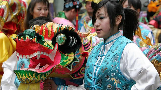 See the Chinese New Year Parade on 2 February - Photo James O Jenkins/VisitLondon.com