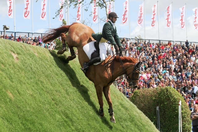 The British Jumping Derby Meeting is in June at Hickstead