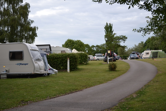 Go Glamping In The New Forest