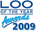 Loo of the year logo
