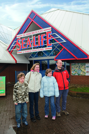 Scarborough's Sea Life and Marine Sanctuary